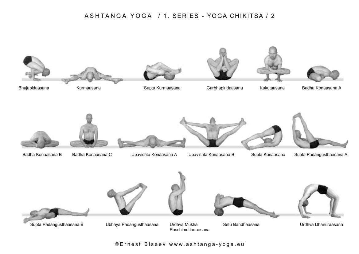 установлено йога позы картинки с названиями для начинающих самая популярная