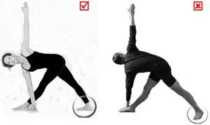 Изображение - Йога для начинающих с поврежденными коленными суставами k7